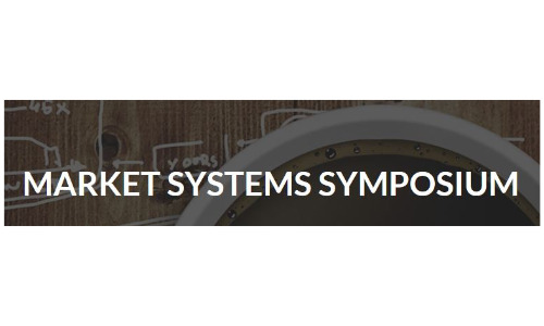 Market Systems Symposium