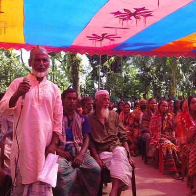 Bangladesh_CSO-LA_5 | © Julia Thienhaus / Helvetas