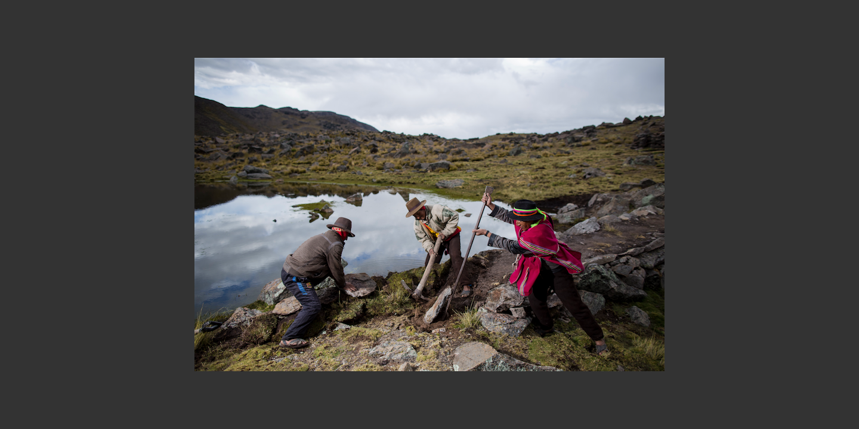 Medidas de adaptación al cambio climático  | © MIDIS, COSUDE, HELVETAS / Enrique Castro Mendivil