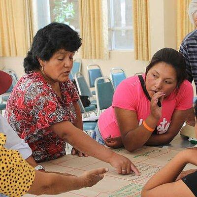 Taller de fortalecimiento de capacidades de líderes locales | © Helvetas Perú / Jahvé Mescco
