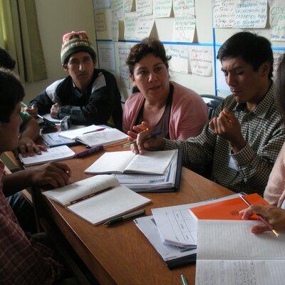 © Programa de Apoyo a la Descentralización en Espacios Rurales - APODER