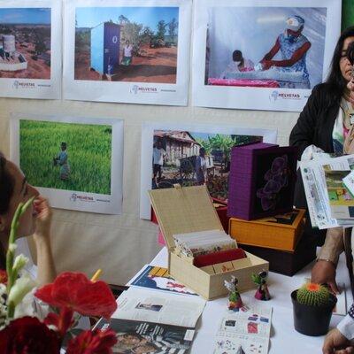 Participation à la troisième édition du Salon RSE & IDD | © Helvetas Madagascar