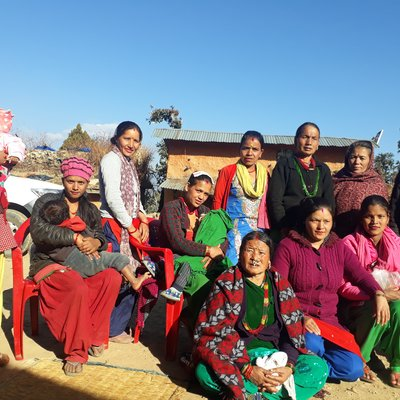Women Goganpani in Nepal | © Helvetas / Jane Carter