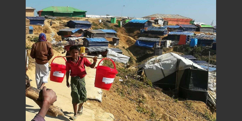 Bangladesch_Rohingya | © Helvetas