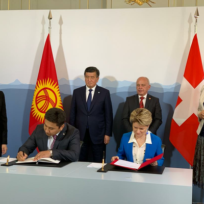 © Kyrgyz Tourism Department under the KR Ministry of Culture, Information and Tourism