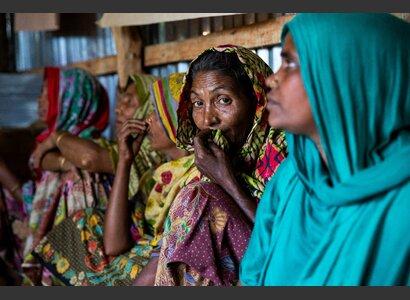Rohingya    © Helvetas / Patrick Rohr