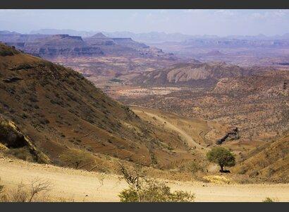 Die äthiopische Wag-Hemra-Zone ist besonders anfällig für Dürren. | © Helvetas / Fatoumata Diabete