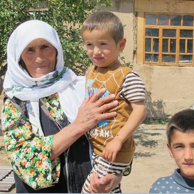 Rasht Valley Tajikistan | © Helvetas