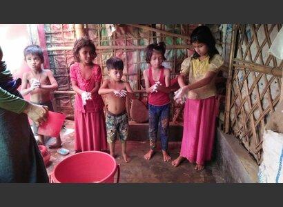 Rohingyas | © Helvetas