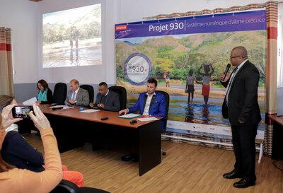 Lancement du projet 930 au niveau national | © Medair