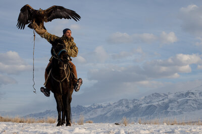 International bloggers visited Kyrgyzstan   © Helvetas